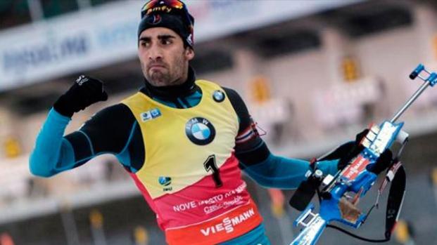 Martin Fourcade gana el cuarto título olímpico histórico en Mass Start