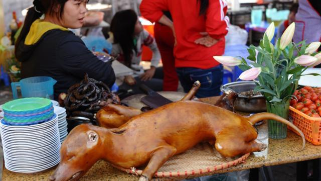 Año nuevo chino: Recordando cómo comí carne de perro por primera vez