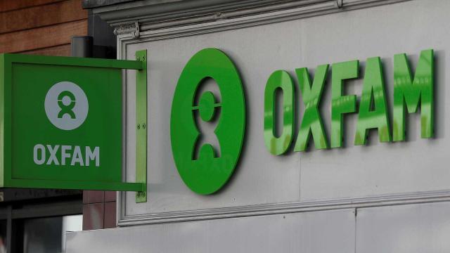 Un ataque intenso y furioso? ¿O deberíamos esperar más de Oxfam?