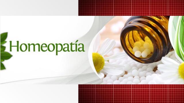 Medicina homeopática gana seguidores