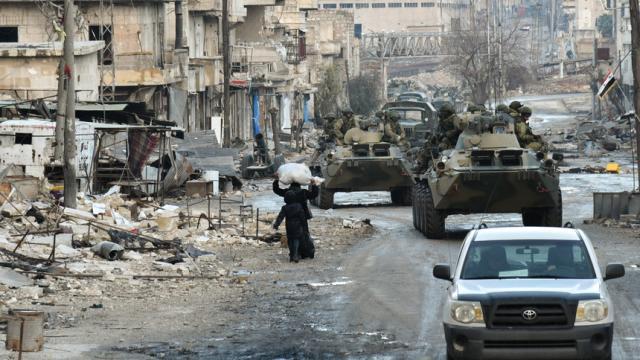 Conflicto en Siria: Estados Unidos y Turquía acuerdan evitar Manbij Choque