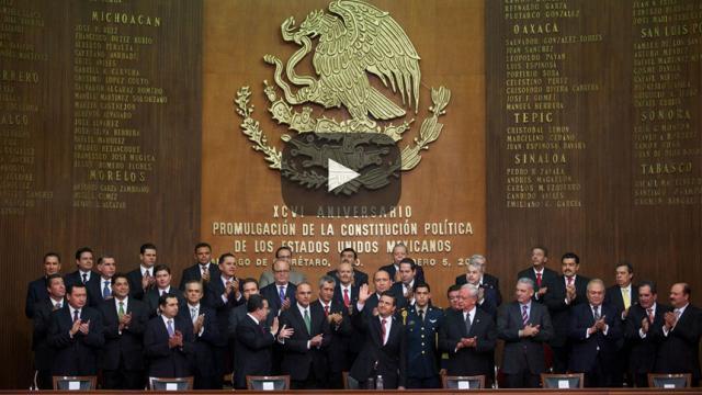 La antidemocracia mexicana, ¡problema que se esta agravando!