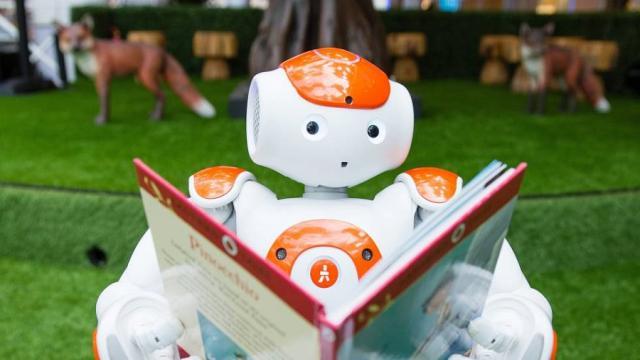 Los robots no han aprendido realmente a leer