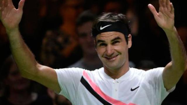 Roger Federer, número uno del mundo