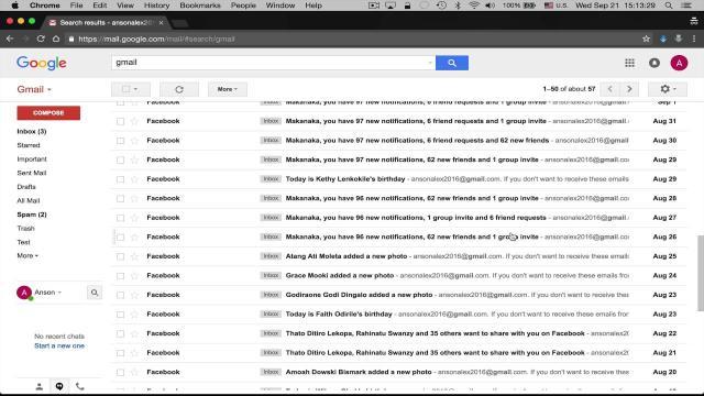 Google lance une version simplifiée de Gmail sur Android