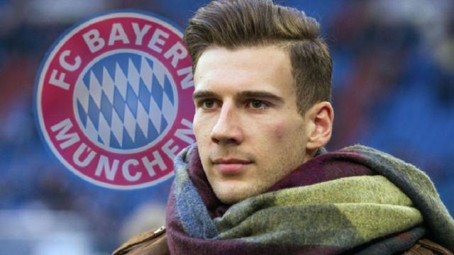 Futbol: Leon Goretzka al Bayern