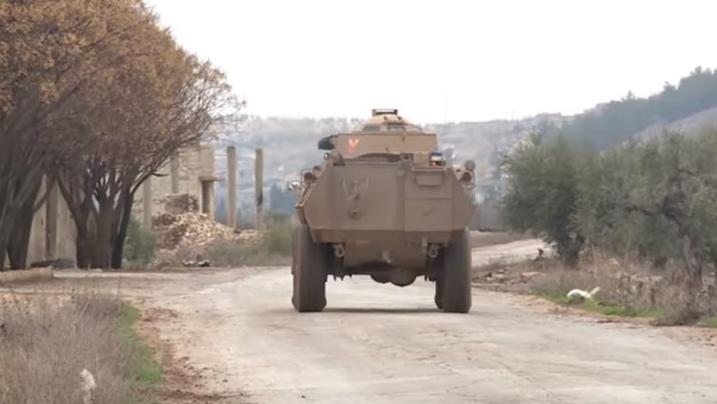 Turkish army invasion into Syria against Kurds gets bogged down