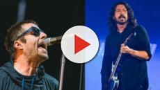 Liam Gallagher: possibile collaborazione con i Foo Fighters?