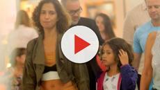 Assista: Camila Pitanga é insultada em público após inferno com Domingos