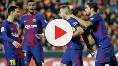 Vídeo: La bronca entre Messi y Valverde por la alineación ante el Chelsea