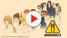 Tercera temporada del anime