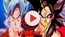 DBS: ¿Quién ganaría entre el Súper Saiyajin Blue y el SSJ4?
