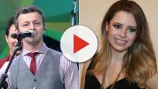 Vídeo: marido de Sandy divulga vídeo do filho nas rede sociais