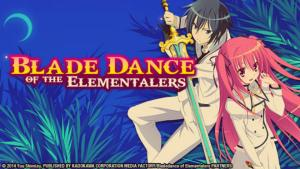 "El anime corto de ""Bladedance of Elementalers"""