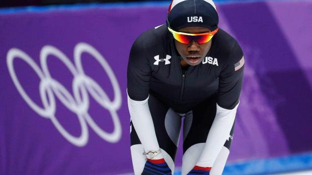 El patinaje de velocidad de los Estados Unidos ve una brillante visión