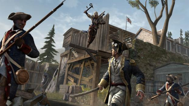Un remaster di Assassin's Creed III in arrivo su PS4 e Xbox One?