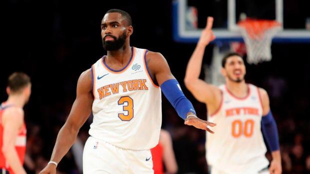 NBA: la montaña rusa de los New York Knicks