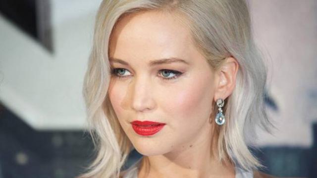 Lo que Jennifer Lawrence hace en su año libre de actuación