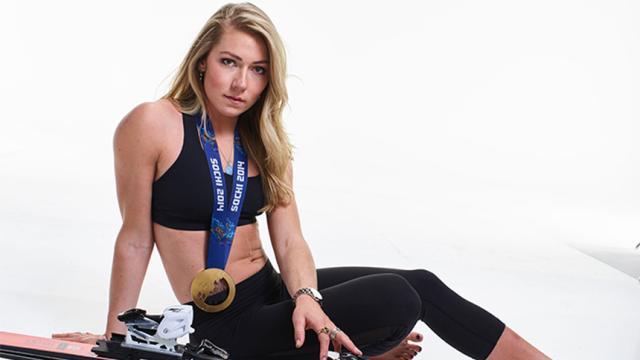 Olímpicos Mikaela Shiffrin es cuarta en slalom y Frida Hansdotter gana