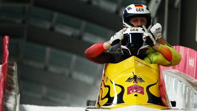 Canadá y Alemania comparten oro bobsled para dos hombres