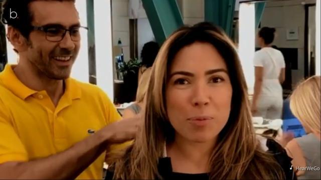 Assista: Patrícia Abravanel muda visual e surge bem diferente e impressiona