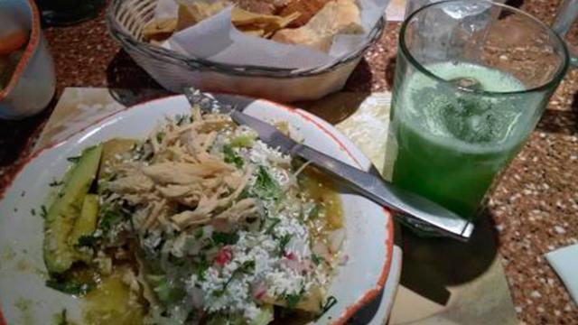 Paco Mendoza: talento culinario del Restaurante Madero