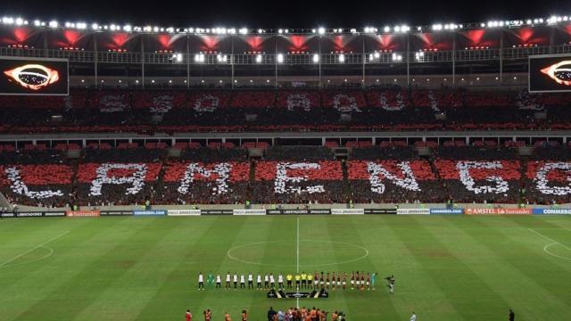 Vinicius Jr del Real Madrid gana el primer título con Flamengo