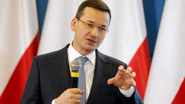Líder polaco niega ser un revisionista del Holocausto