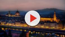 El palacio de Médici Riccardi y el palacio Rucellai