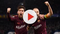 Messi le pone la cruz a un crack del Barça tras el duelo ante el Chelsea