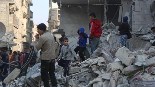 Siria, le milizie filogovernative hanno raggiunto Afrin - VIDEO