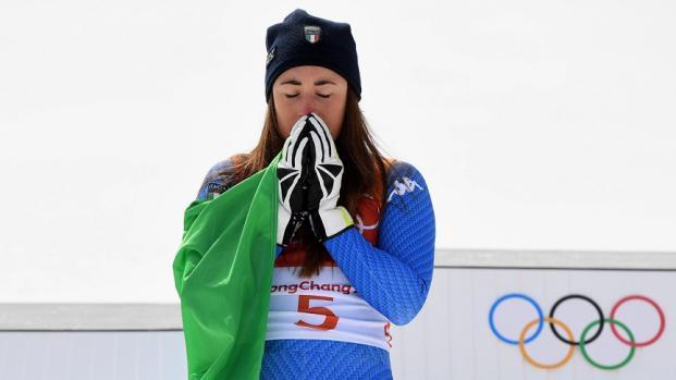 Sofia Goggia nella storia dello sport italiano