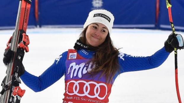 Italia d'oro nella discesa libera: Sofia Goggia è campionessa olimpionica