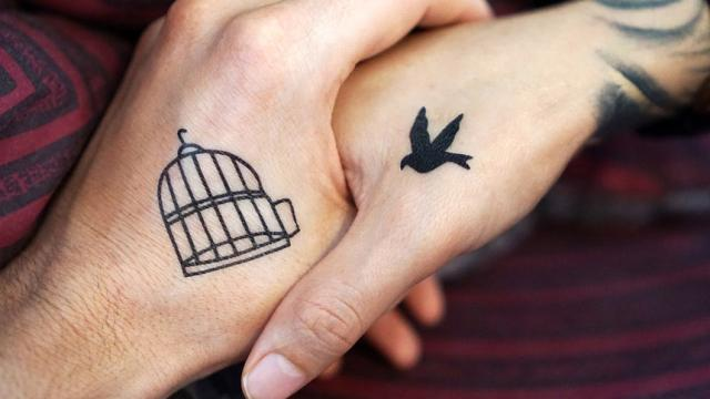 ¿Por qué los tatuajes tienen que ser extraños?