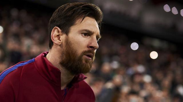 !Messi a punto de llegar a sus 600¡