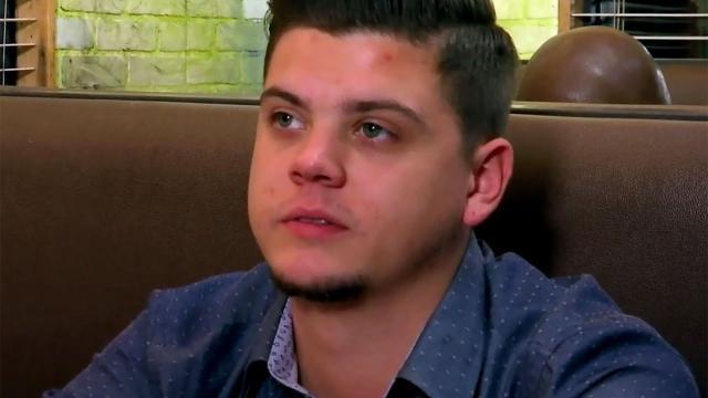 Tyler Baltierra recibe el aliento del productor de 'Teen Mom' Kiki Malone