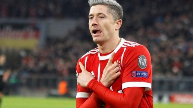 Lewandowski no se distraerá con los rumores del Real Madrid