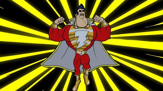 Disfraz de Shazam de DC tiene 'similitudes' con la Liga de la Justicia