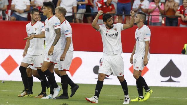 Sevilla será anfitrión difícil para Man United, pero es tan inconsistente