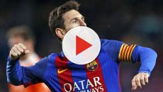 Vídeo: Messi se envolve em polêmica