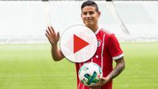 Futbol: James Rodríguez revela en que club quiere jugar