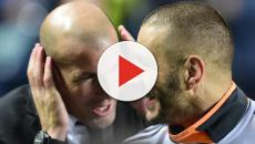 Real Madrid : Zidane défend Karim Benzema !