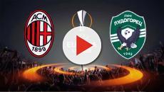 Europa League: Milan-Ludogorets le probabili formazioni