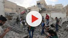 Vídeo: novo ataque de coalizão dos EUA deixa 12 mortos na Síria