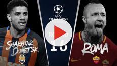 Champions League, Shakhtar - Roma 2-1: non basta Under ai giallorossi