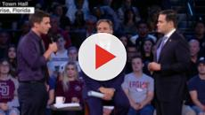 Marco Rubio gets grilled about NRA donations by Parkland shooting survivor