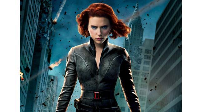 De última hora: habrá película de Black Widow