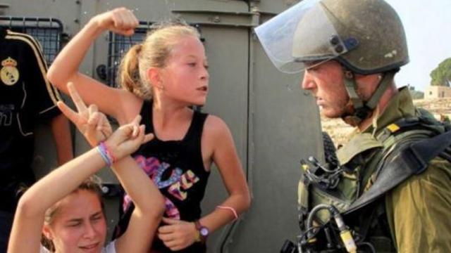 El caso de Ahed Tamimi, quien abofeteó a un soldado israelí
