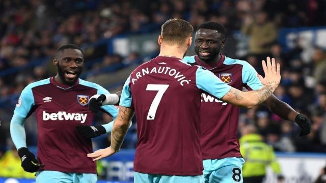 FA acusa al West Ham por incumplimiento de las normas antidopaje