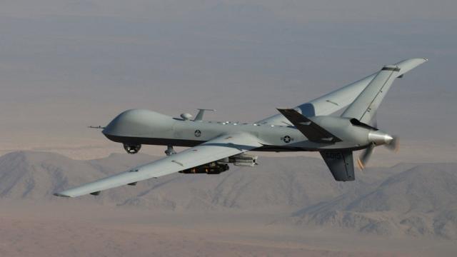 ¿El UAV puede alisar el cielo?